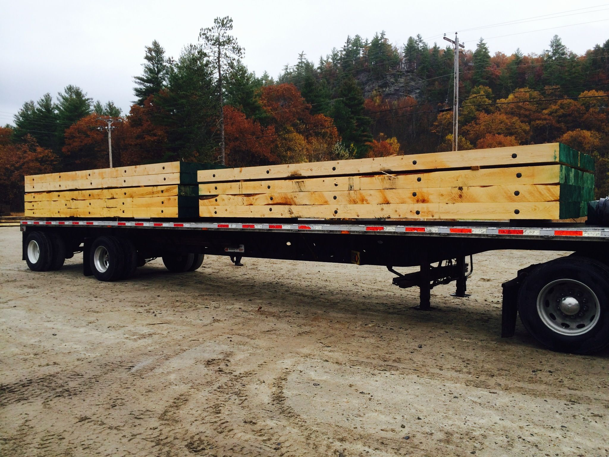 Swamp Mats for Marcellus Shale Gas